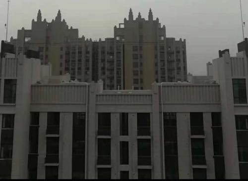 林语美墅小区避雷针及航空障碍灯安装工程