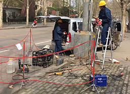 国家电网洛阳供电公司市区变压器接地改造工程