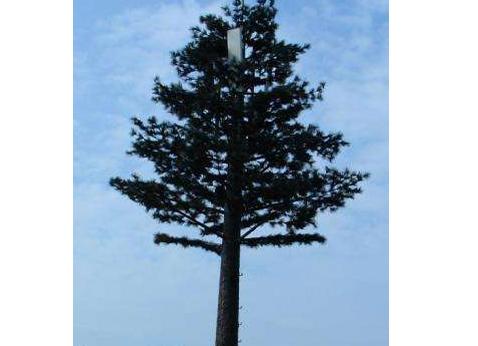 仿生树避雷塔