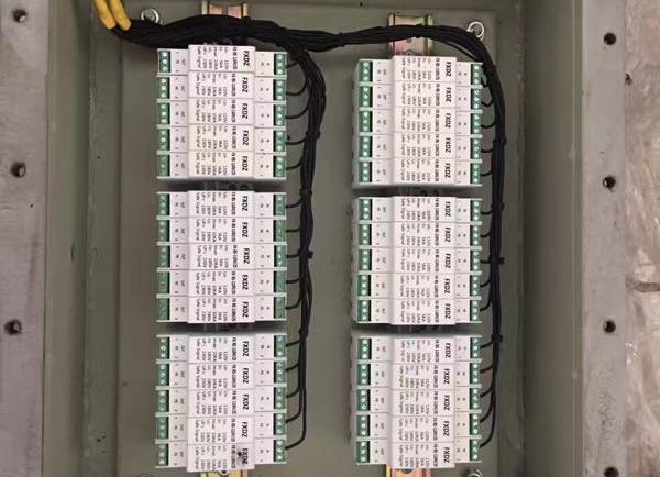 矿用防爆电话信号防雷箱