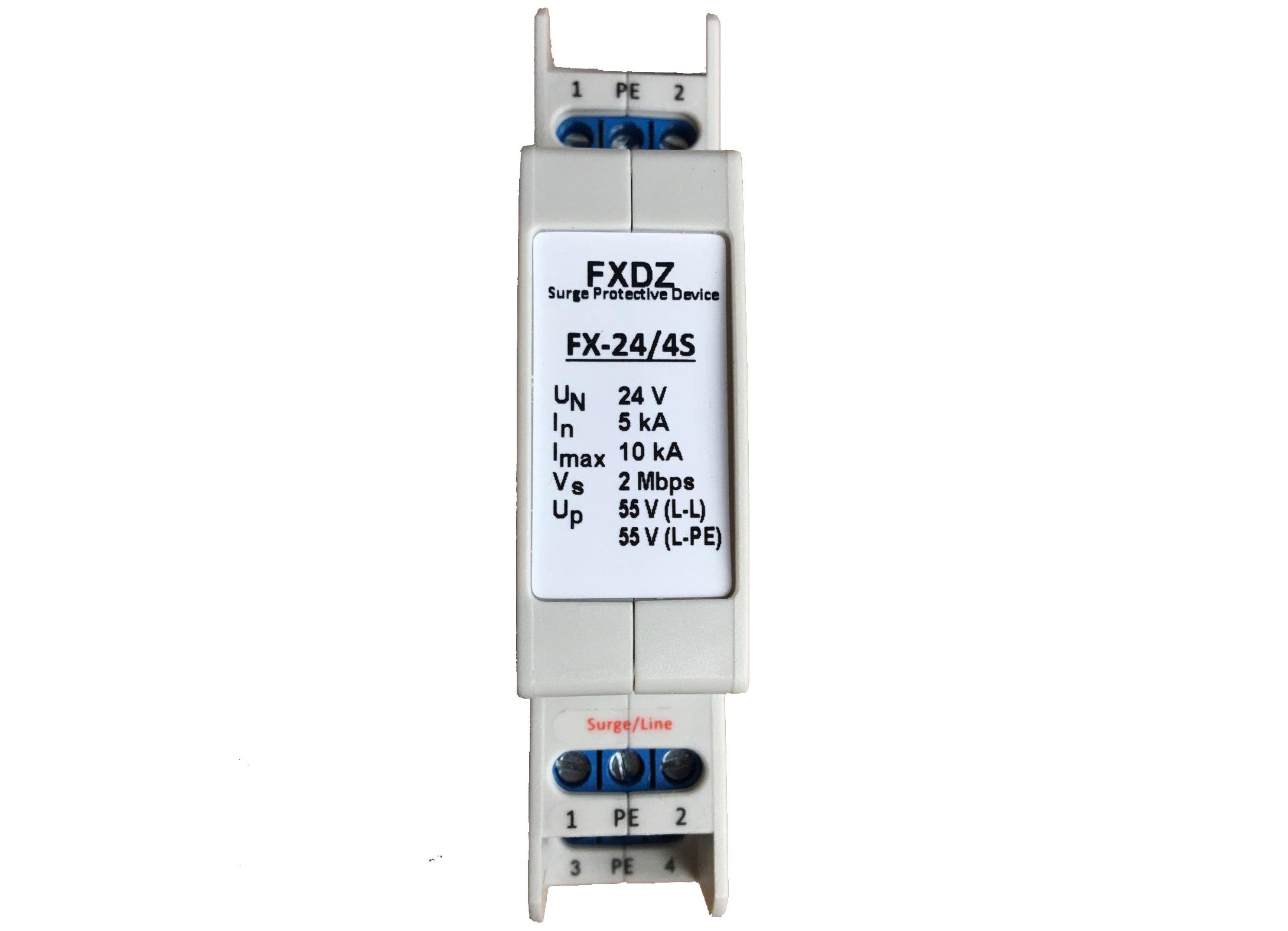 控制信号防雷器价格