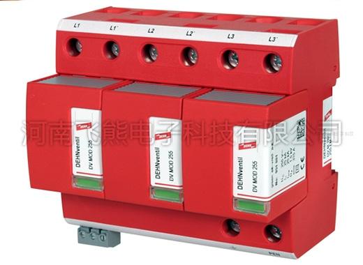 DV M TNC 255(FM)复合型SPD-1级电涌保护器
